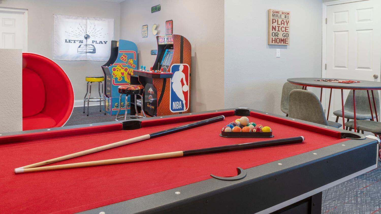 Resident Gaming Lounge