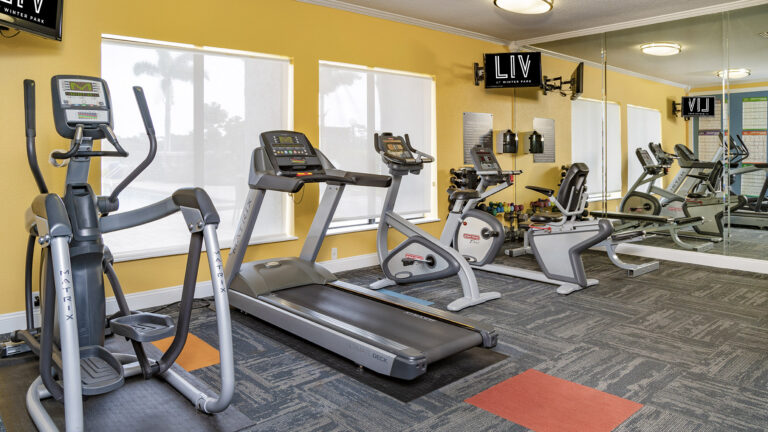 Fitness Center-Liv at Winter Park